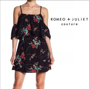 Romeo & Juliet Couture Dresses - NWT Romeo & Juliet Couture Floral Dress Small